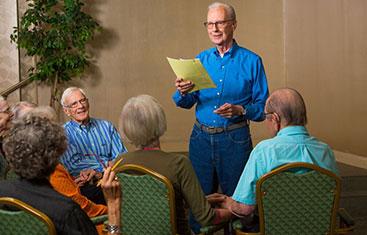 RPP Speaking Group