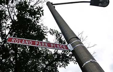 RPP street sign